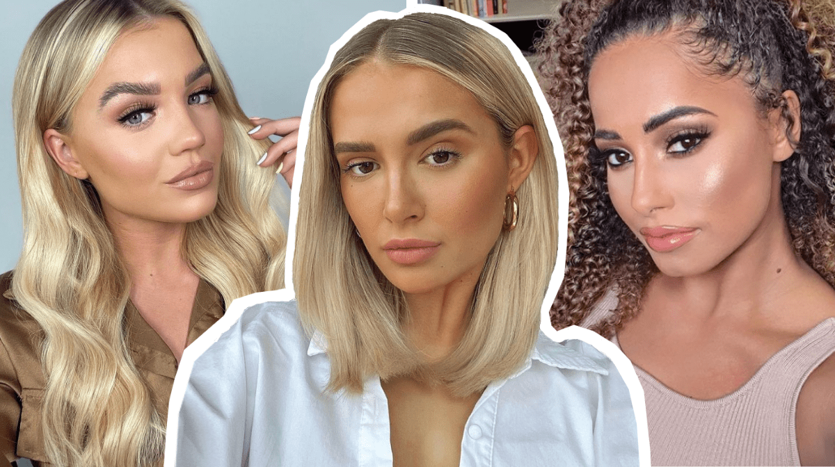 The Love Island Look: Create A Full Face Look With Past Contestant's Fave Makeup Buys!