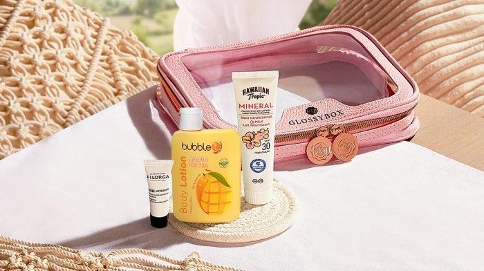 Summer Bag: A Skin-Loving Serum, Nourishing SPF and Fruity Body Lotion!