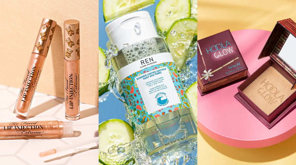 One Beauty Writer's Top Limited Edition Products To Shop RIGHT NOW!