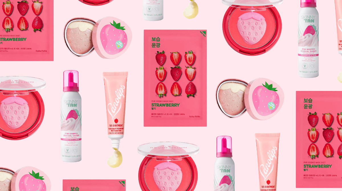 Get On The Wimbledon Hype With These Six Strawberry Themed Beauty Buys!