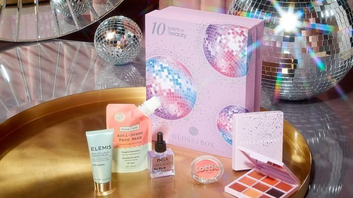 Full Reveal: The Complete '10th Birthday' August GLOSSYBOX Line Up!