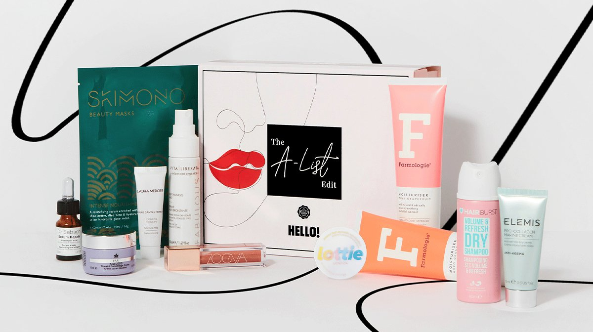 The Story BehindOur HELLO! A List Edit Limited Edition… Plus All 10 Products Reveal!