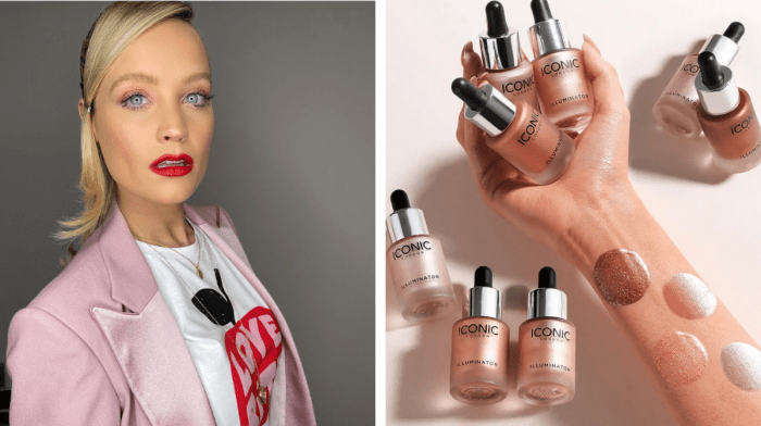 Get Laura Whitmore's ICONIC Glow By Spending Your Glossy Credit On This One Fab Product!