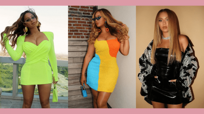 Our Favourite Queen Bey Beauty Looks And How To Recreate Them Yourself!