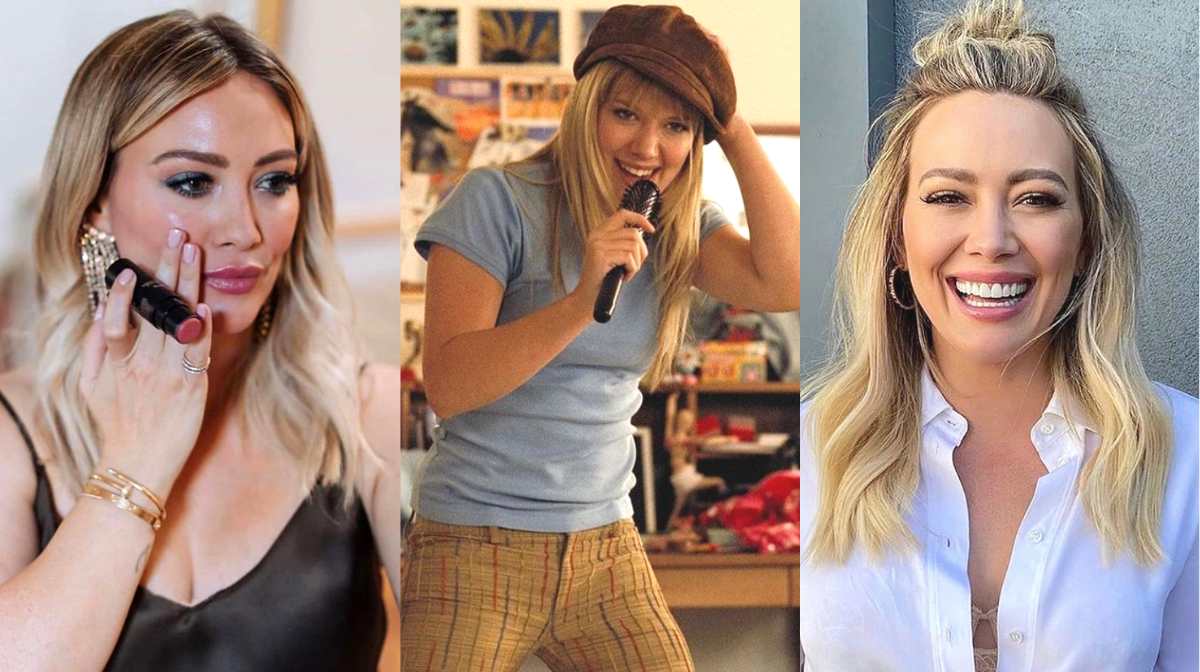 Our Six Favourite Hilary Duff Beauty Looks Are What Dreams Are Made Of...