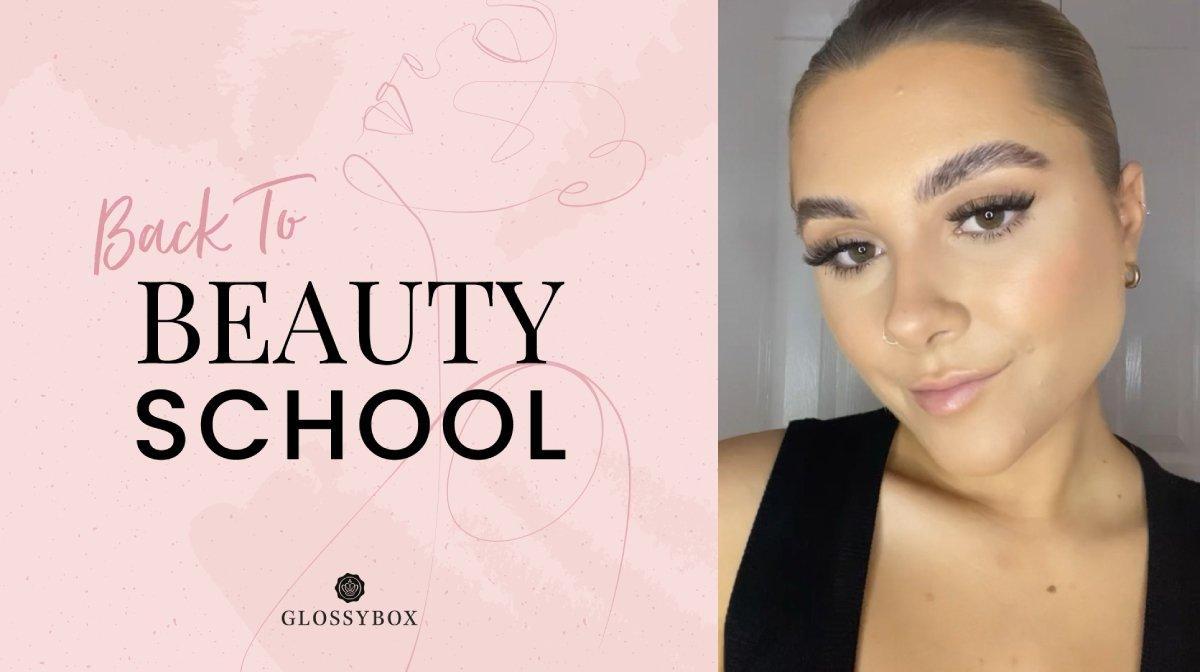 Back To Beauty School: How To ApplyFalse Eyelashes!
