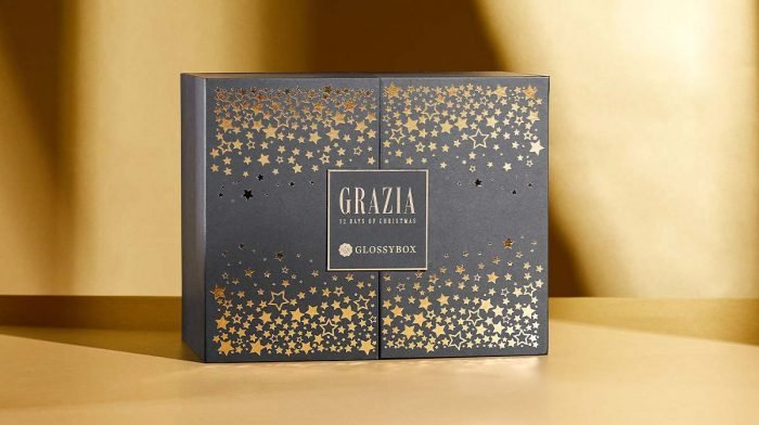 Countdown To Christmas With The 2021 Grazia Advent Calendar!