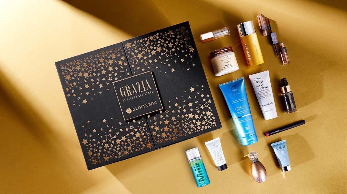 glossybox-grazia-advent-calendar-2021