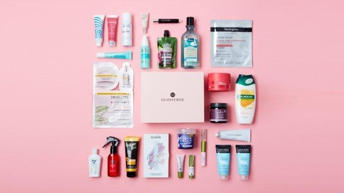 Unboxing: Hier sind die Produktfavoriten aus der GLOSSYBOX Oktober