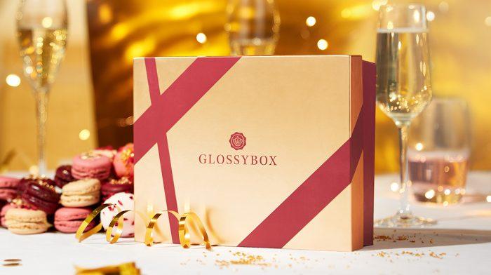GLOSSYBOX im November: Die Gold & Champagne Edition bringt Glamour in dein Leben!