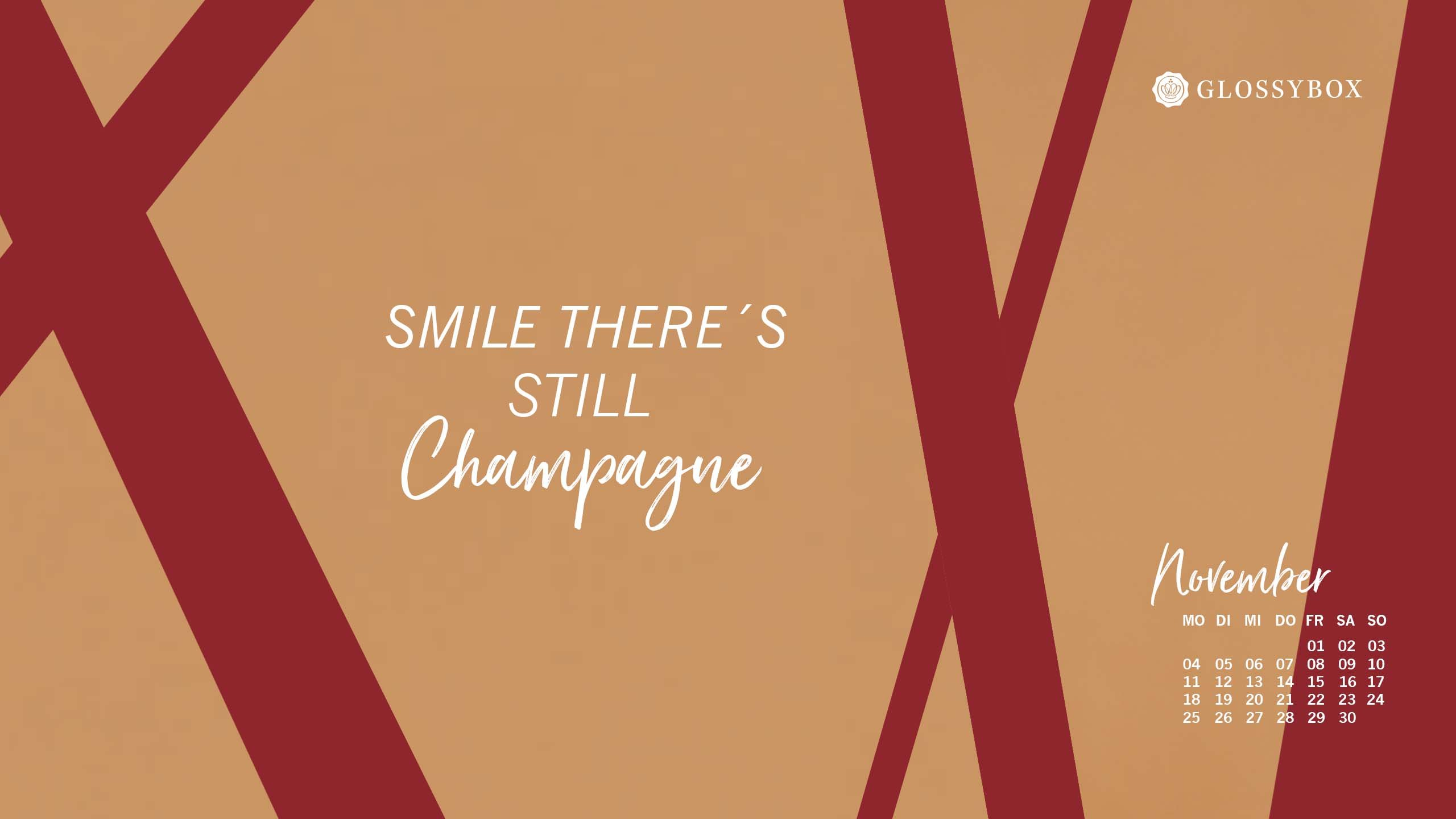 Wallpaper-November-gold-and-champagne-glossybox-spruch