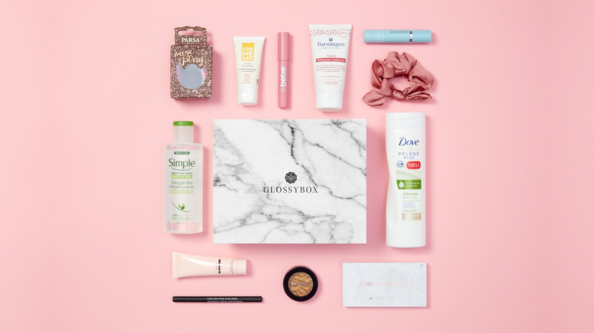 GLOSSYBOX im Dezember: Die Top-Produkte der Marbellous Winter Beauty Edition!
