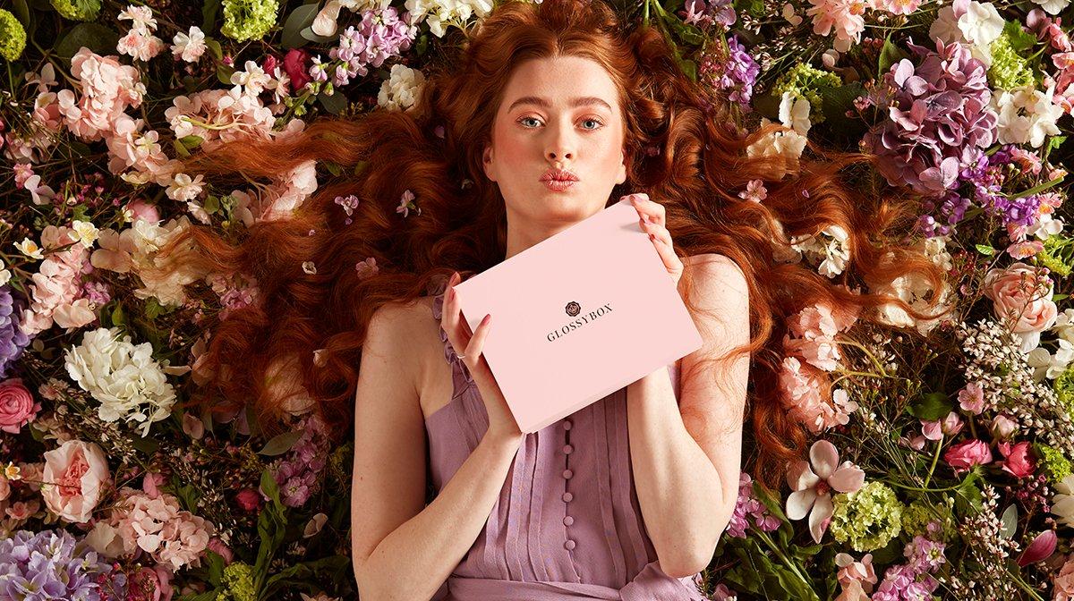 GLOSSYBOX im April: Blühe auf mit deiner Blossom Edition