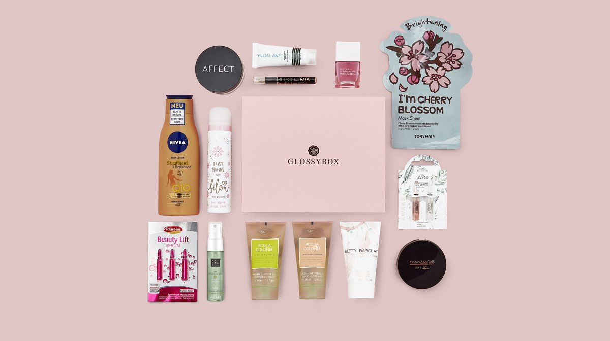 unboxing-glossybox-april-2020