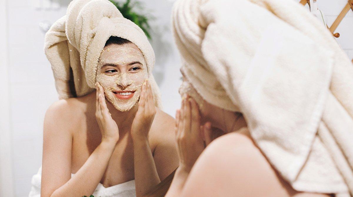 Endlich Zeit für … Gesichtsmasken zum Selbermachen für jede Haut