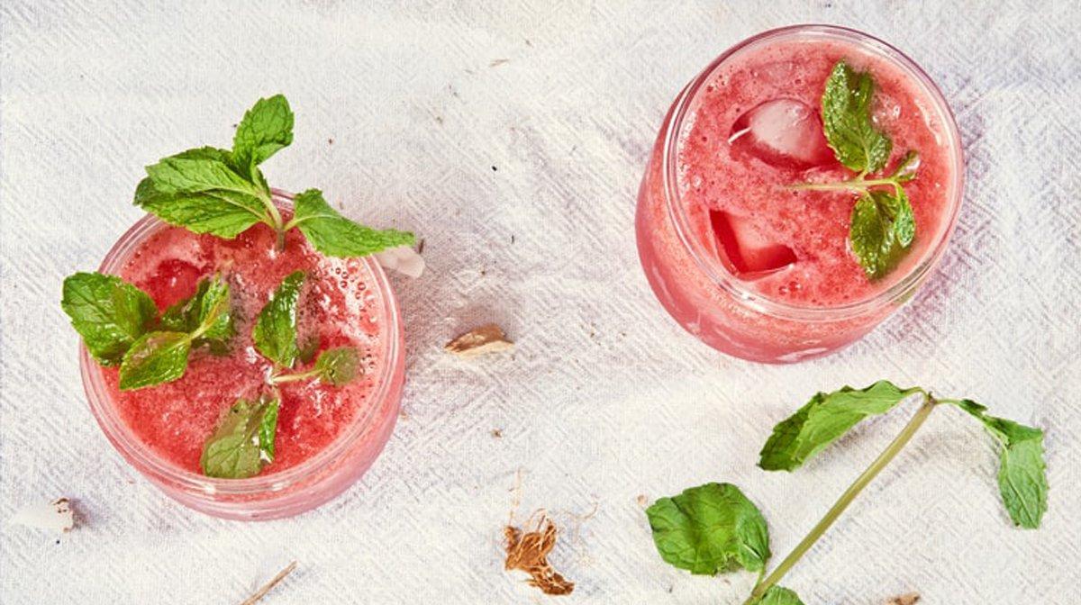 Beauty-Cocktails: Diese 3 fruchtigen Drinks sind gut für Haut und Haar