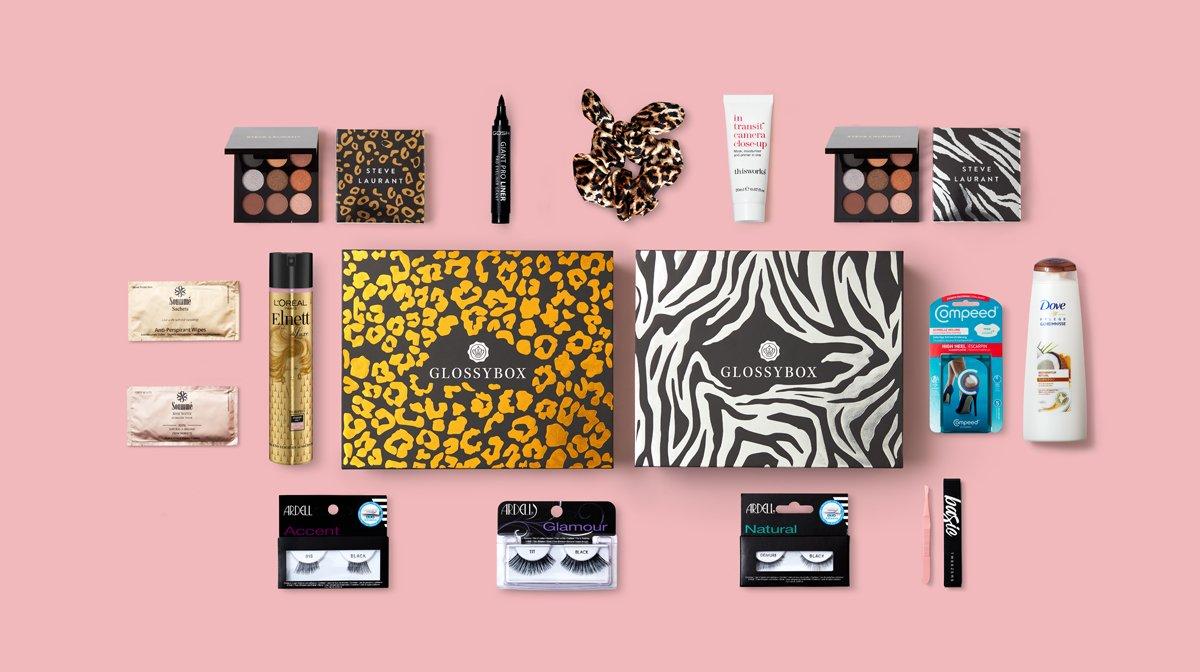GLOSSYBOX Unboxing im Mai: Alle Produkte aus der Wild Thing Edition