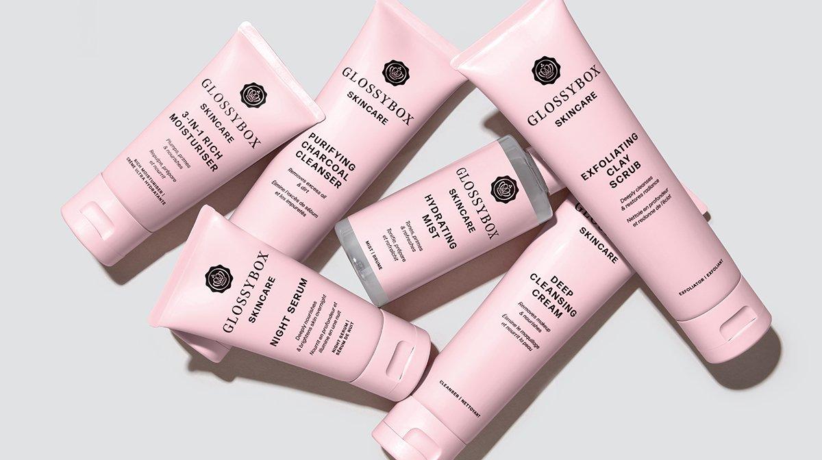 GLOSSYBOX Skincare: Deine ideale Pflegeroutine für unreine Haut