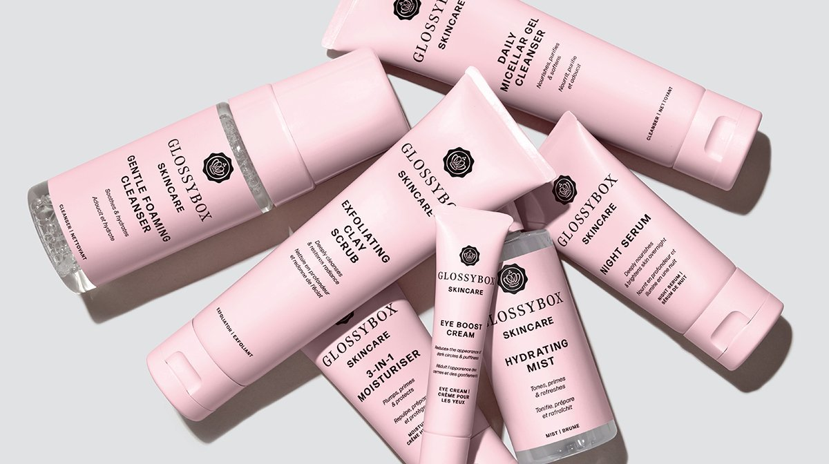 GLOSSYBOX Skincare: Deine ideale Pflegeroutine für sensible Haut