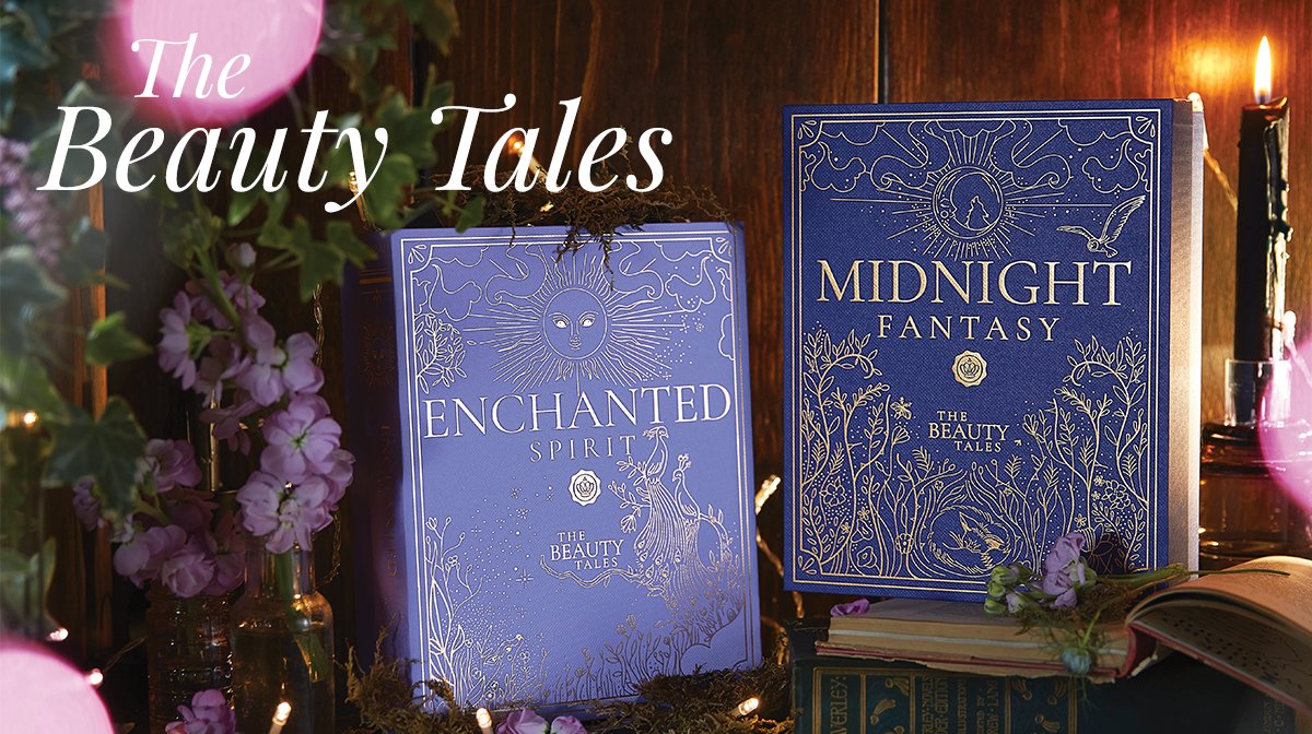 GLOSSYBOX im Oktober: Märchenhaft schön mit der The Beauty Tales Edition!