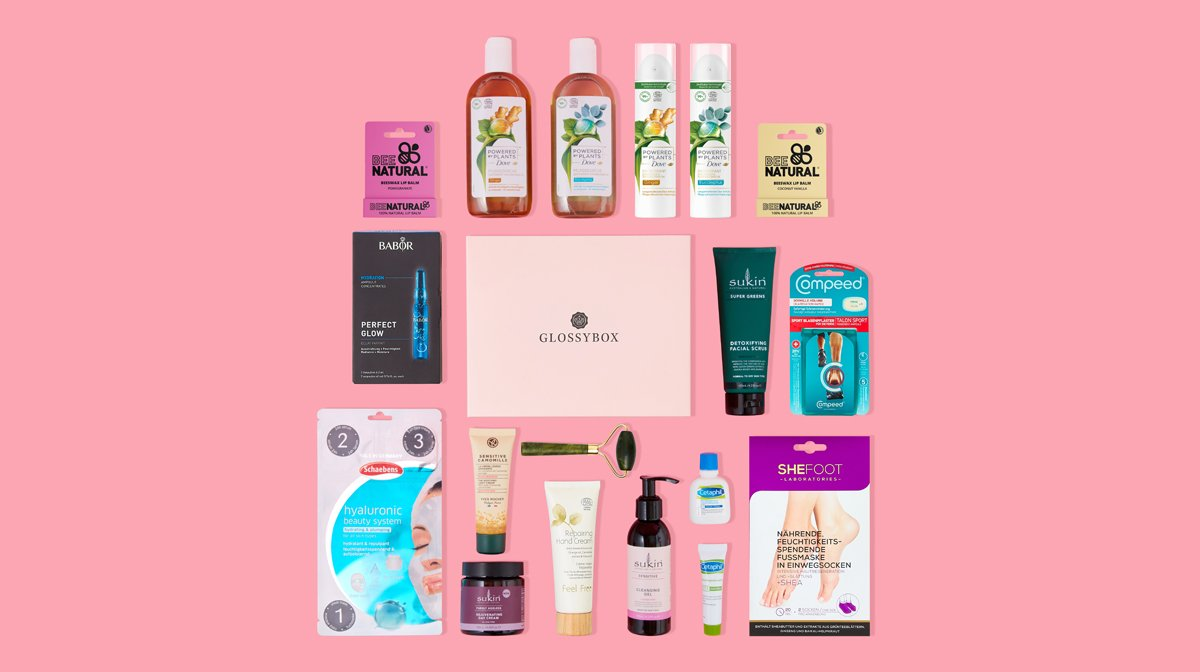 Unboxing im September: Unsere Top-Produkte der Glossy Spa Edition