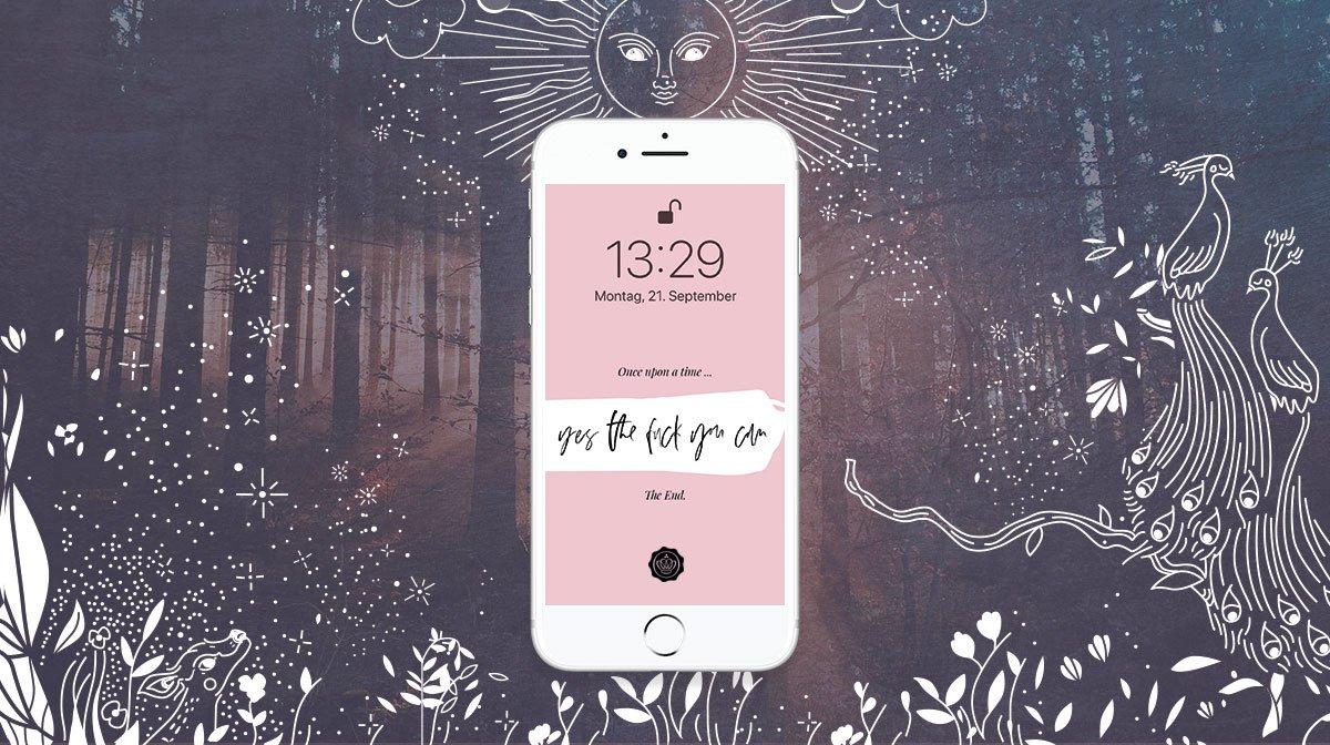 Glossy Wallpaper im Oktober: Märchenhafte Stimmung für dein Smartphone und Co
