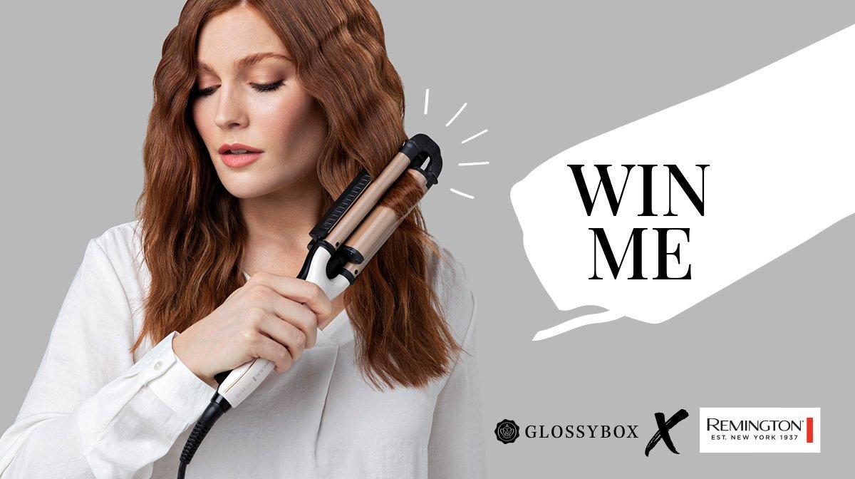 glossybox-golden-ticket-november-2020-remington