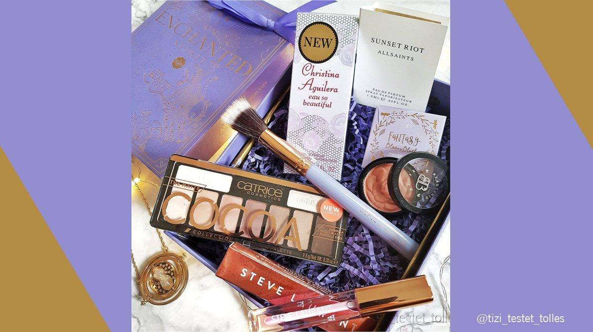 Kunden-Feedback im Oktober: Das sagen Glossies über die The Beauty Tales Edition