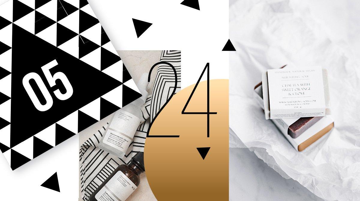 24 Beauty-Neuheiten – perfekt zum Befüllen von deinem DIY-Adventskalender