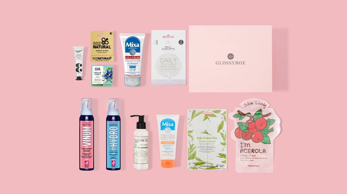 Unboxing im Januar: Wir zeigen unsere Topprodukte der The Power of Beauty Edition