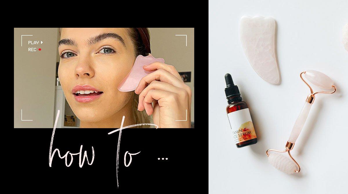 Gua Sha vs. Botox: Wie effektiv wirkt die Gesichtsmassage wirklich?