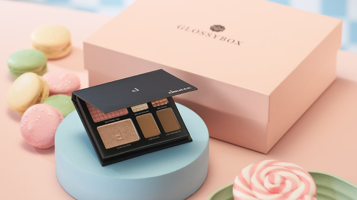 glossybox-maerz-2021-pretty-pleasures-sneak-peek-doucce-palette