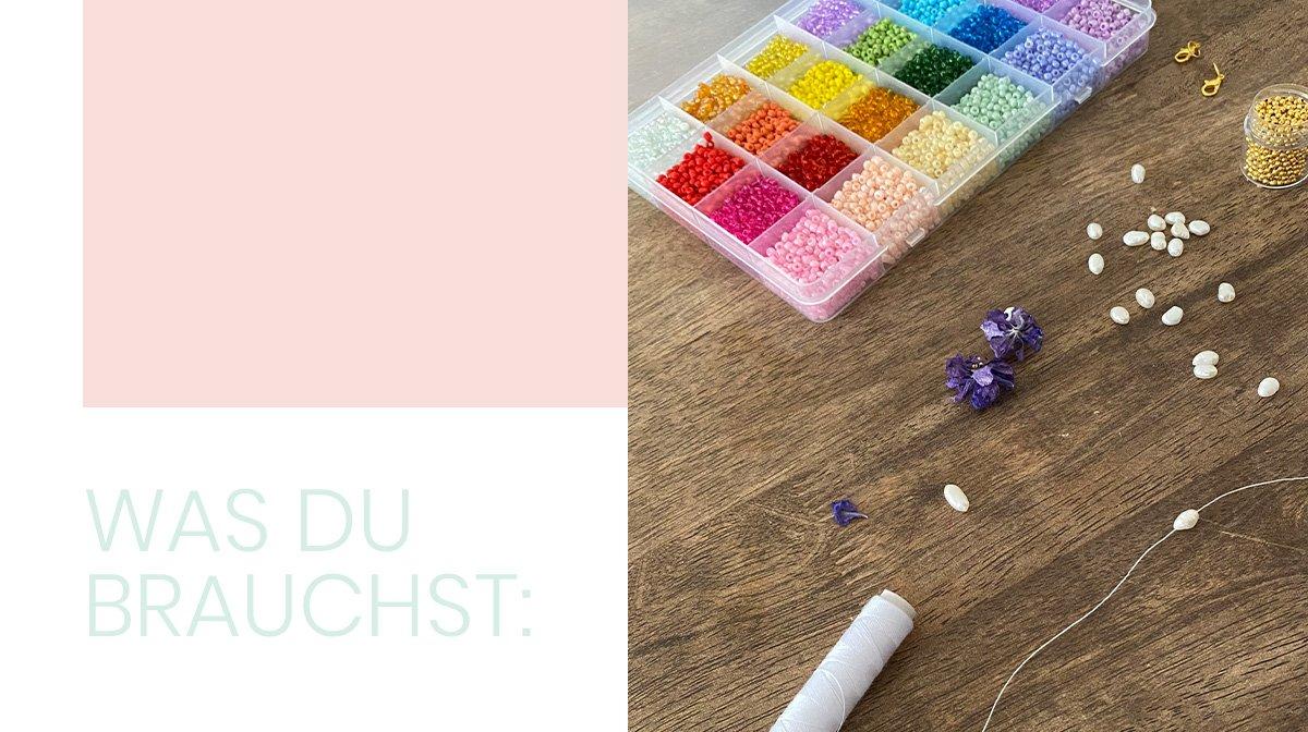 glossybox-dyi-armband-fruehling-selber-machen-blumen-perlen