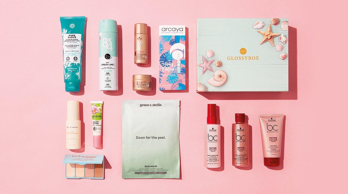 Unboxing im Juli: Unsere Top-Produkte aus der Beauty Treasures Edition