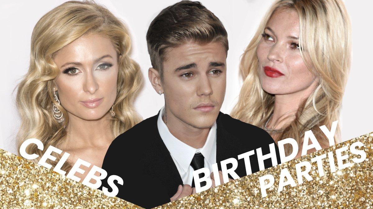 Geburtstage der Stars: Die verrücktesten Parties der Celebrities