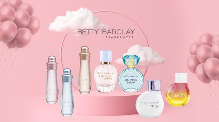 Gewinnspiel: Finde deinen Celebrity-Duftzwilling mit Betty Barclay Fragrances!