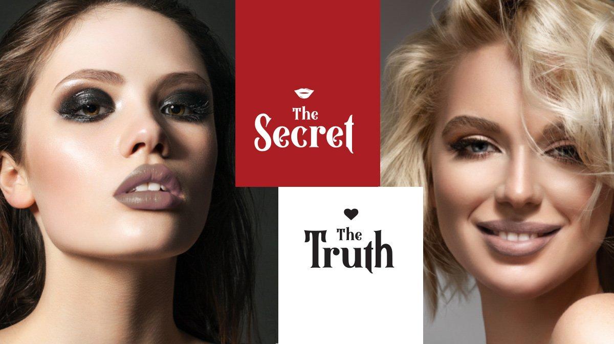 Secret-Truth-Make-up-Looks