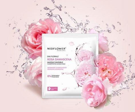 MIDFLOWER – la marque qui prend soin de votre peau