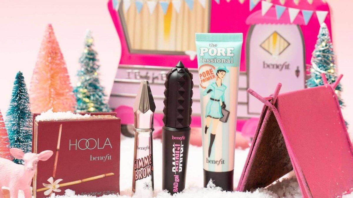 Guide cadeau lookfantastic pour un Noël tout en beauté et à moins de 50 € !