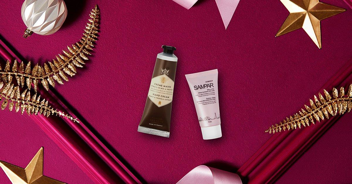 Christmas Limited Edition – Découvrez Sampar Paris et Panier des Sens