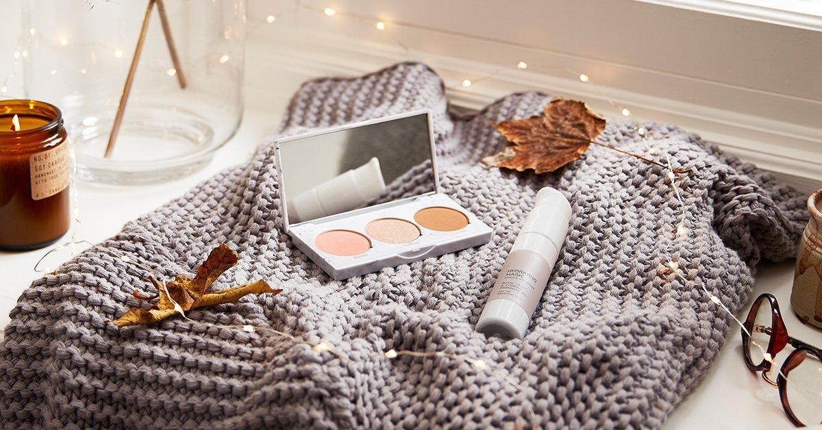 Votre 2ème sneak peek de décembre «Marbelous Beauty» avec Monu Skincare