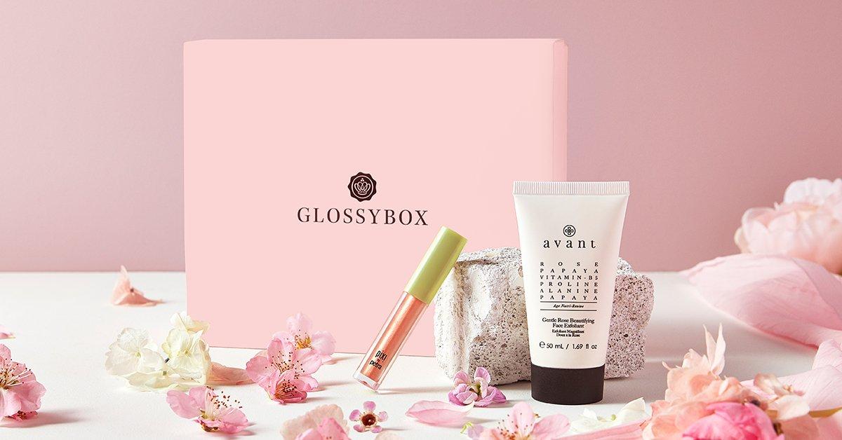 Votre deuxième sneak peek du mois d'avril «Blossom» avec PIXI Beauty