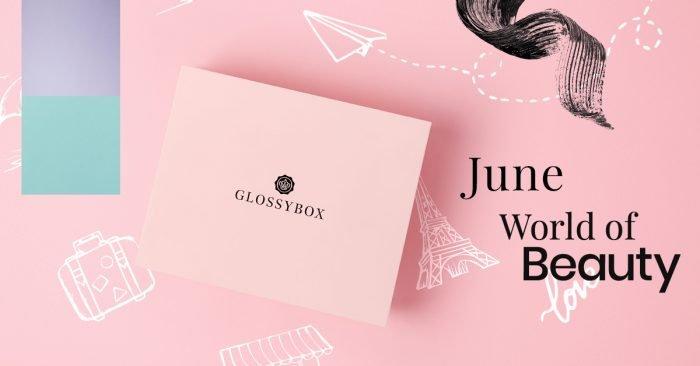World of Beauty en juin avec GLOSSYBOX et son premier sneak peek !