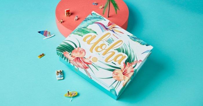 Aloha – En juillet avec GLOSSYBOX, c'est vous la vahiné des villes !