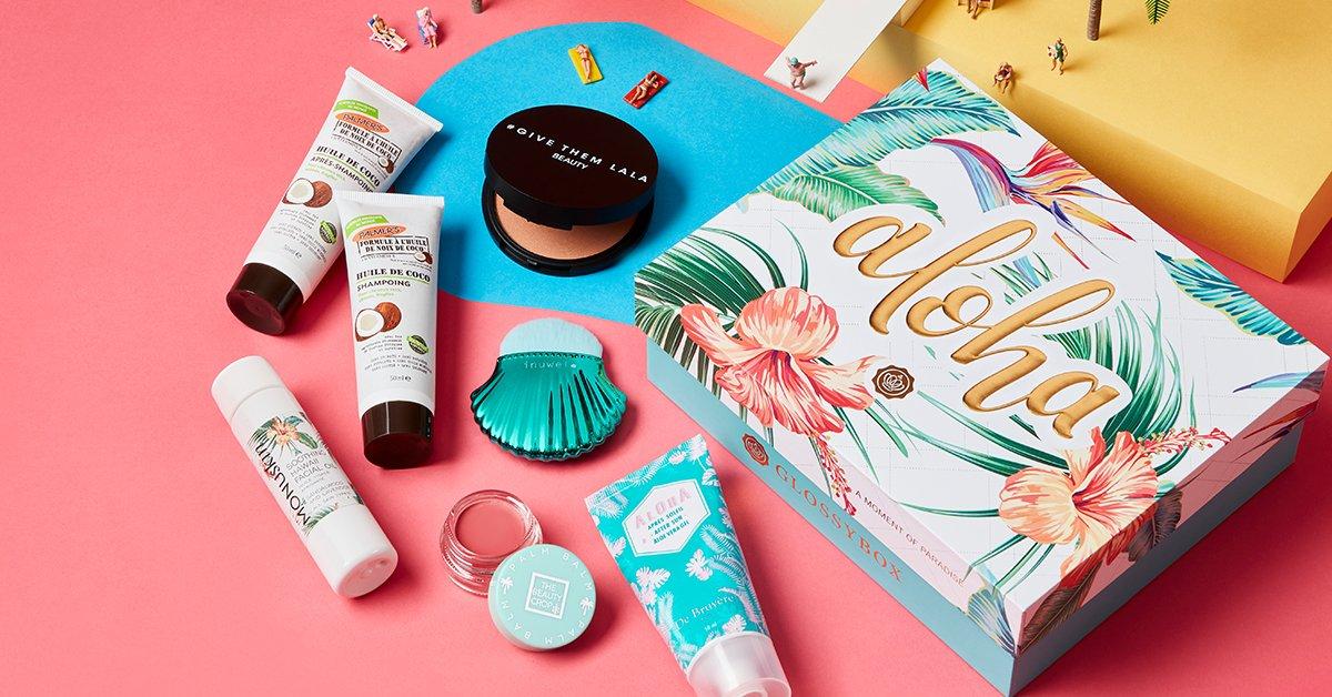 Aloha – Découvrez tous les produits de l'édition de juillet !