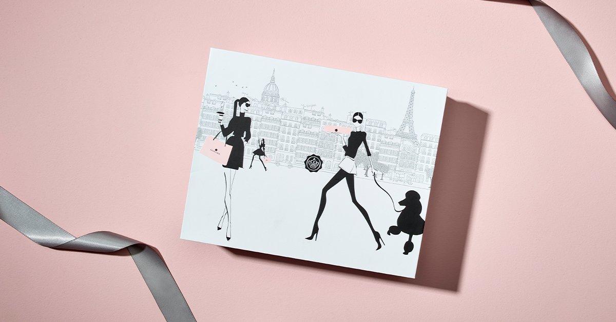 La Petite Française – Découvrez trois sneak peek de votre GLOSSYBOX en édition limitée !