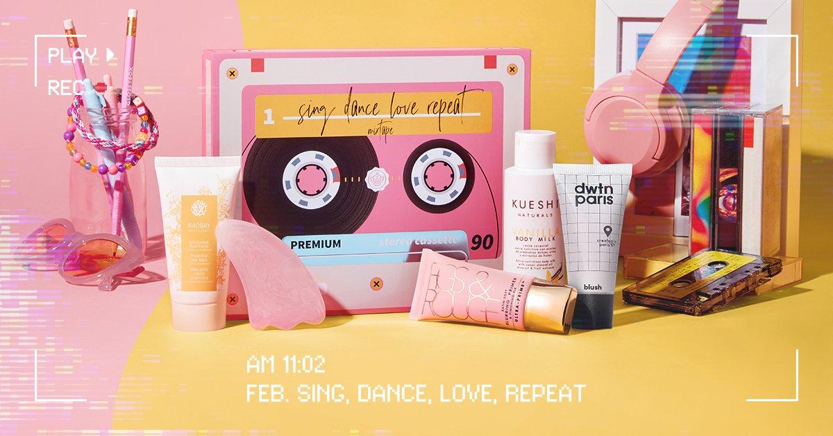Sing, Dance, Love, Repeat : tous les produits révélés