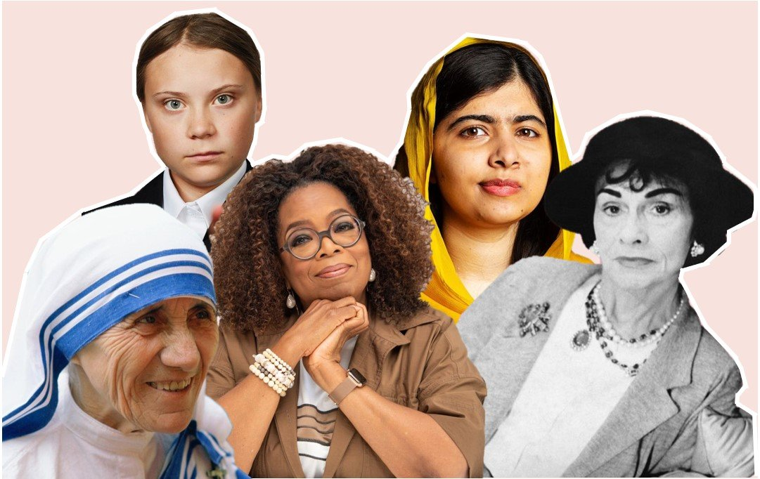 Ces femmes inspirantes qui ont fait la différence