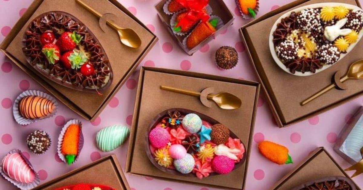 Recette : Le cheesecake œuf de Pâques