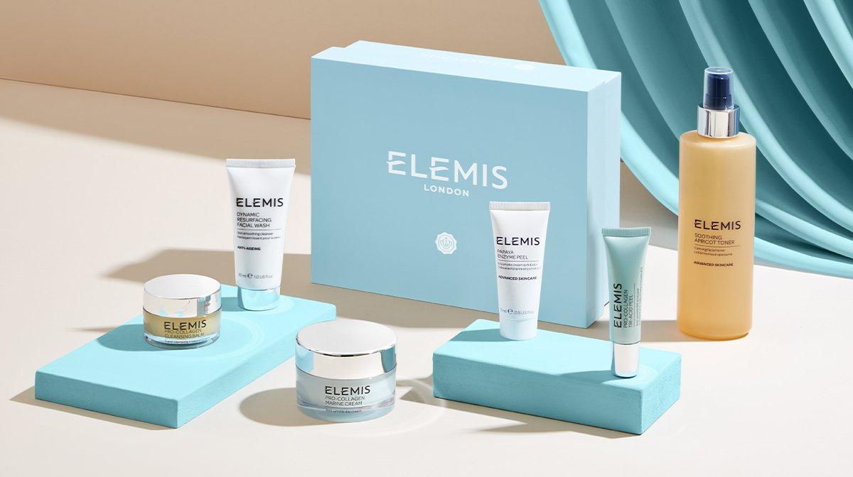 GLOSSYBOX x ELEMIS : Tous les produits !